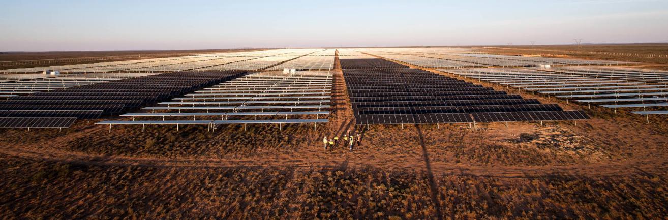 Centrale solaire Sunpower Total, Prieska
